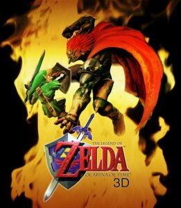Rating: Safe Score: 18 Tags: armor ganondorf link male nintendo pointy_ears sword the_legend_of_zelda the_legend_of_zelda:_ocarina_of_time User: Radioactive