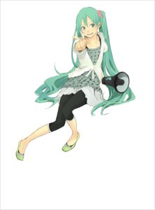 Rating: Safe Score: 7 Tags: hatsune_miku vocaloid yoshito User: Radioactive