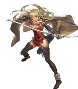 Rating: Questionable Score: 4 Tags: chinadress cleavage cuboon fire_emblem fire_emblem:_rekka_no_ken fire_emblem_heroes heels igrene nintendo thighhighs weapon User: fly24