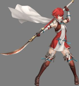 Rating: Questionable Score: 18 Tags: armor dress fire_emblem fire_emblem_warriors hinoka koei_tecmo old_weapon stockings thighhighs transparent_png weapon User: fly24