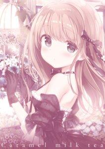 Rating: Safe Score: 15 Tags: dress gothic_lolita kimishima_ao lolita_fashion momoi_saki User: kiyoe