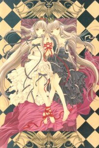 Rating: Safe Score: 4 Tags: chii chobits clamp freya User: Share