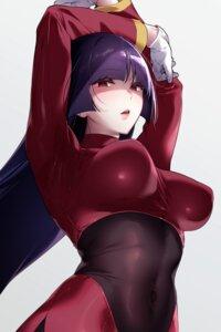 Rating: Questionable Score: 16 Tags: bodysuit hizuki_akira natsume_(pokemon) pokemon User: BattlequeenYume