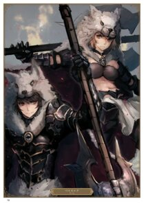 Rating: Safe Score: 9 Tags: djeeta_(granblue_fantasy) gran_(granblue_fantasy) granblue_fantasy tagme User: Twinsenzw