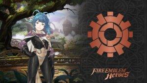 Rating: Questionable Score: 8 Tags: armor cleavage fire_emblem fire_emblem_heroes kozaki_yuusuke nintendo reginn wallpaper User: fly24