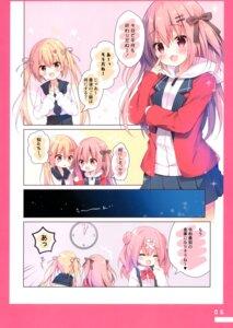 Rating: Safe Score: 8 Tags: izumi_yuhina seifuku User: kiyoe
