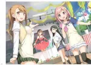 Rating: Safe Score: 34 Tags: crossover cube dress ichinose_hotori kantoku koi_suru_kanojo_no_bukiyou_na_butai nanase_sena seifuku togawa_mayuu your_diary yua User: kiyoe