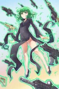 Rating: Questionable Score: 29 Tags: dress gun nopan nyan_(themare) one_punch_man tatsumaki_(one_punch_man) User: Mr_GT