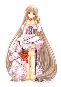 Rating: Safe Score: 20 Tags: chii chobits clamp garter lolita_fashion User: Share