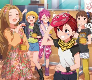 Rating: Safe Score: 10 Tags: digital_version disc_cover dress the_idolm@ster the_idolm@ster_million_live! User: Anonymous