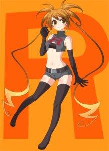 Rating: Safe Score: 23 Tags: cleavage miruki pokemon raichu thighhighs User: Radioactive