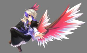 Rating: Safe Score: 24 Tags: eho_(icbm) tokiko touhou transparent_png wings User: Radioactive