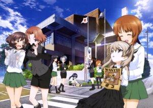 Rating: Safe Score: 17 Tags: akiyama_yukari azumi_(girls_und_panzer) bandages dress girls_und_panzer gothic_lolita heels isuzu_hana lolita_fashion megane megumi_(girls_und_panzer) neko nishizumi_miho reizei_mako rumi_(girls_und_panzer) seifuku shimada_arisu takebe_saori thighhighs uniform User: drop