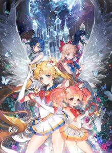 Rating: Safe Score: 22 Tags: aino_minako chibiusa helios hino_rei kino_makoto mizuno_ami repi sailor_moon tsukino_usagi wings User: Mr_GT