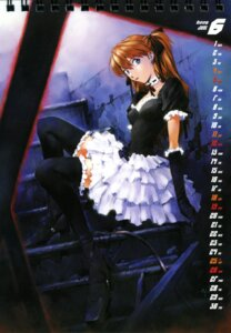 Rating: Safe Score: 27 Tags: dress gothic_lolita lolita_fashion neon_genesis_evangelion souryuu_asuka_langley thighhighs User: cyanoacry