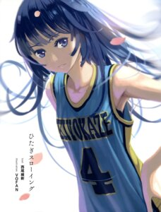 Rating: Safe Score: 33 Tags: bakemonogatari basketball senjougahara_hitagi vofan User: drop