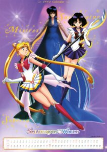 Rating: Safe Score: 10 Tags: calendar character_design heels mistress_9 sailor_moon tomoe_hotaru tsukino_usagi User: charunetra