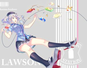 Rating: Safe Score: 34 Tags: heels kantai_collection kashima_(kancolle) lawson pantsu uniform zoff_(daria) User: Mr_GT
