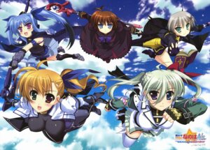 Rating: Safe Score: 25 Tags: einhart_stratos fujima_takuya heterochromia mahou_shoujo_lyrical_nanoha mahou_shoujo_lyrical_nanoha_a's_the_gears_of_destiny material-d material-l material-s vivio User: Radioactive