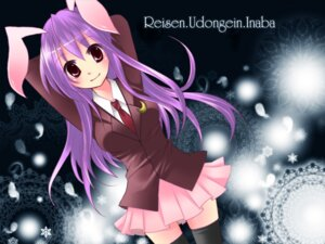 Rating: Safe Score: 3 Tags: animal_ears bunny_ears reisen_udongein_inaba tepengu touhou User: konstargirl
