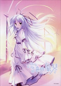 Rating: Safe Score: 23 Tags: dress sarasa sorairo_no_organ ueda_ryou User: cyanoacry