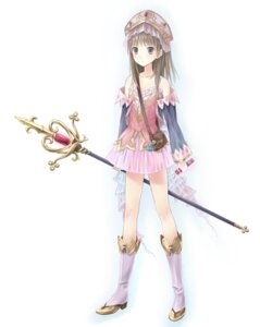 Rating: Safe Score: 27 Tags: atelier ohirune totooria_helmold User: Nekotsúh