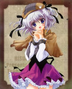 Rating: Safe Score: 35 Tags: dress hisuitei izumi_tsubasu User: crim