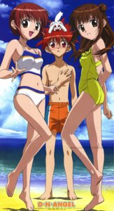Rating: Safe Score: 4 Tags: bikini dnangel fixme harada_riku harada_risa niwa_daisuke screening swimsuits User: charunetra