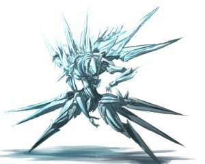 Rating: Safe Score: 15 Tags: monster shirogane_usagi User: Rhekshi-Ehki