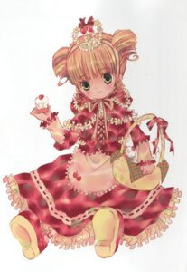 Rating: Safe Score: 7 Tags: hinamori_ami lolita_fashion peach-pit shugo_chara User: petopeto