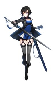 Rating: Safe Score: 29 Tags: bai_winchester closers heterochromia stockings sword tagme thighhighs User: Nepcoheart