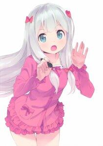 Rating: Safe Score: 88 Tags: dress eromanga-sensei izumi_sagiri kanzaki_hiro User: yong