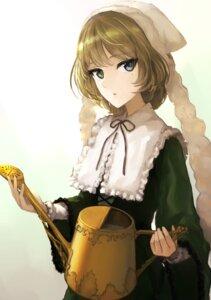 Rating: Safe Score: 14 Tags: 810eru cosplay dress gothic_lolita heterochromia lolita_fashion rozen_maiden suiseiseki takagaki_kaede the_idolm@ster the_idolm@ster_cinderella_girls User: leotard