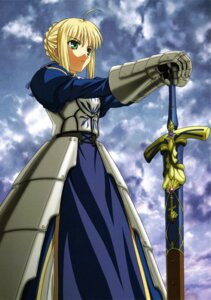 Rating: Safe Score: 13 Tags: fate/stay_night saber User: Radioactive