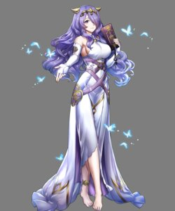 Rating: Questionable Score: 15 Tags: camilla dress fire_emblem fire_emblem_heroes fire_emblem_if horns mikurou nintendo transparent_png User: Radioactive