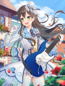 Rating: Safe Score: 13 Tags: bang_dream! guitar hanazono_tae ssalgolae User: Dreista