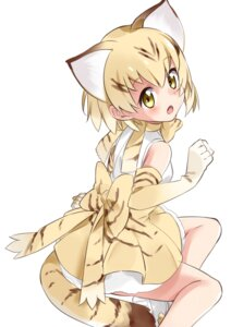 Rating: Safe Score: 17 Tags: animal_ears kemono_friends moso nekomimi sand_cat tail User: saemonnokami