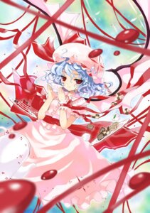 Rating: Safe Score: 22 Tags: achunchun remilia_scarlet touhou User: Nekotsúh