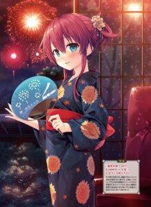 Rating: Safe Score: 34 Tags: cura lose maitetsu migita_hibiki possible_duplicate yukata User: Twinsenzw