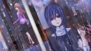 Rating: Safe Score: 13 Tags: aihara_mei aihara_yuzu_(citrus) citrus_(manga) saburouta wallpaper User: kiyoe