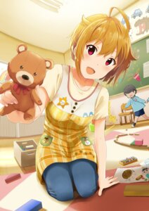 Rating: Safe Score: 29 Tags: ibuki_tsubasa shiokazunoko the_idolm@ster the_idolm@ster_million_live! User: Spidey
