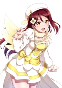 Rating: Safe Score: 35 Tags: love_live!_sunshine!! sakurauchi_riko shiimai wings User: saemonnokami