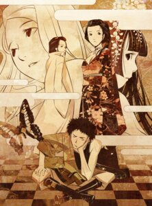 Rating: Safe Score: 8 Tags: hino_kahoru kimono samurai_champloo User: charunetra