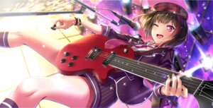 Rating: Safe Score: 27 Tags: arudehido bang_dream! guitar mitake_ran User: fairyren