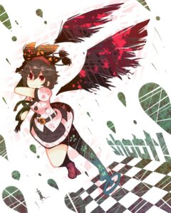 Rating: Safe Score: 4 Tags: itomugi-kun shameimaru_aya touhou User: itsu-chan