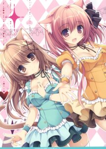 Rating: Safe Score: 21 Tags: nanaroba_hana User: kiyoe