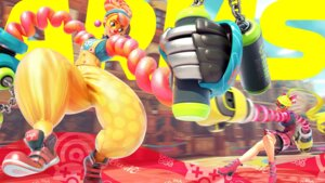 Rating: Questionable Score: 4 Tags: arms heels lola_pop nintendo ribbon_girl wallpaper weapon User: fly24