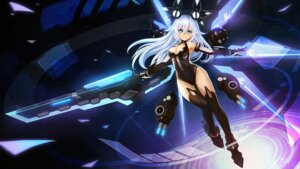 Rating: Safe Score: 89 Tags: black_heart choujigen_game_neptune cleavage hanshu leotard noire sword thighhighs wallpaper wings User: Mr_GT