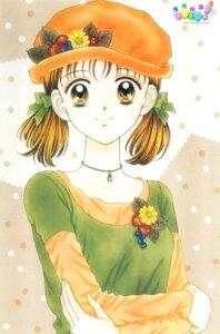 Rating: Safe Score: 2 Tags: koishikawa_miki marmalade_boy watermark yoshizumi_wataru User: Jack·Bauer