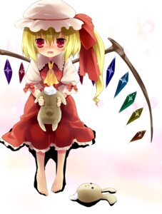 Rating: Safe Score: 4 Tags: dress flandre_scarlet nozumi touhou wings User: charunetra